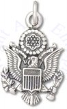 3D United States Seal Charm