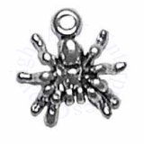 3D Small Eight Legged Spider Charm