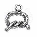 3D Twisted Pretzel Charm