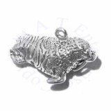 Large 3D Flippered Walrus Charm