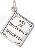 3D Two Sided Age Of Innocence By Wharton Book Charm