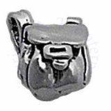 3D Backpack Shoulder Bag Charm