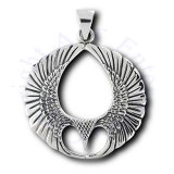 Eagle Hawk Or Other Bird Of Prey Pendant