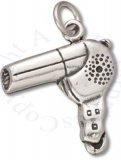 Beauticians Hair Stylists Hair Blow Dryer Hairdryer Charm