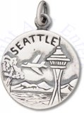 City Of Seattle City Of Goodwill Two Sided Charm