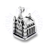3D New Orleans Saint Louis Catholic Cathedral Charm