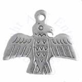 Tribal Thunderbird Charm