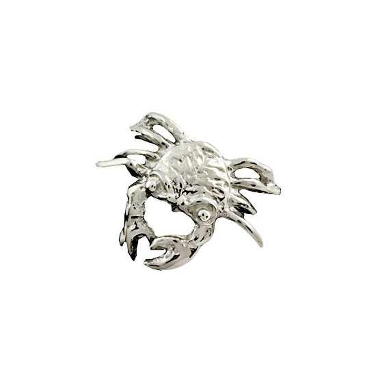 Pierceless Left Only Ocean Crab Ear Cuff