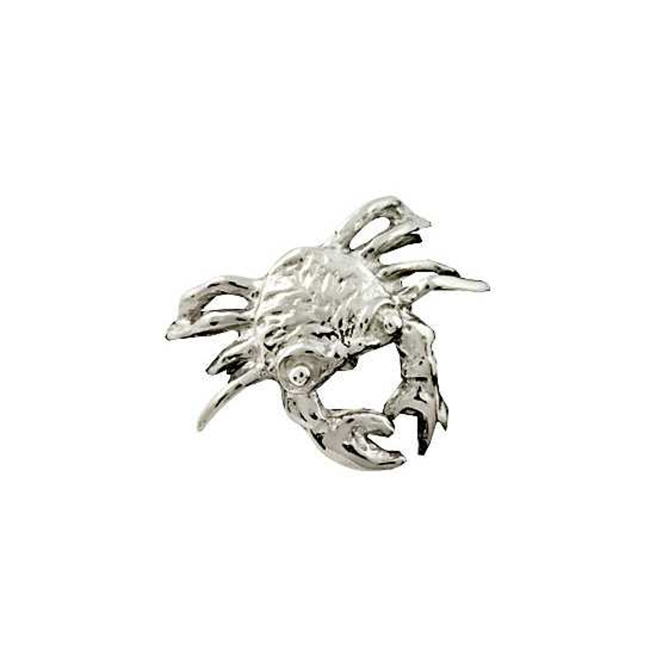 Pierceless Right Only Ocean Crab Ear Cuff