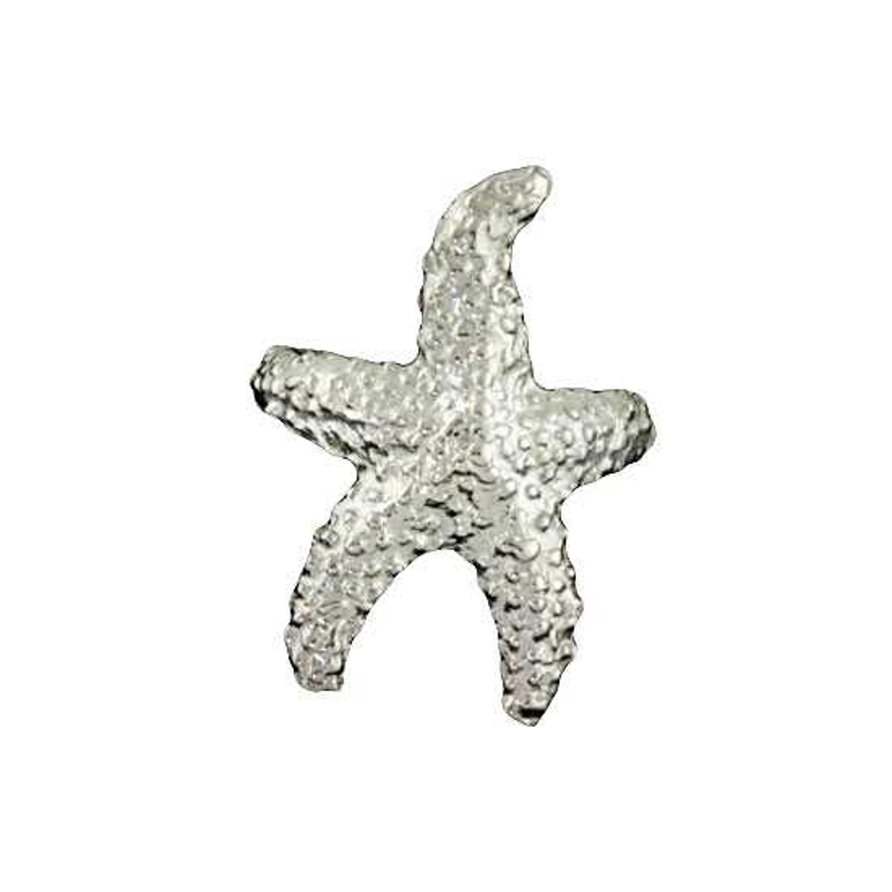 Pierceless Right Only Ocean Sea Star Starfish Ear Cuff