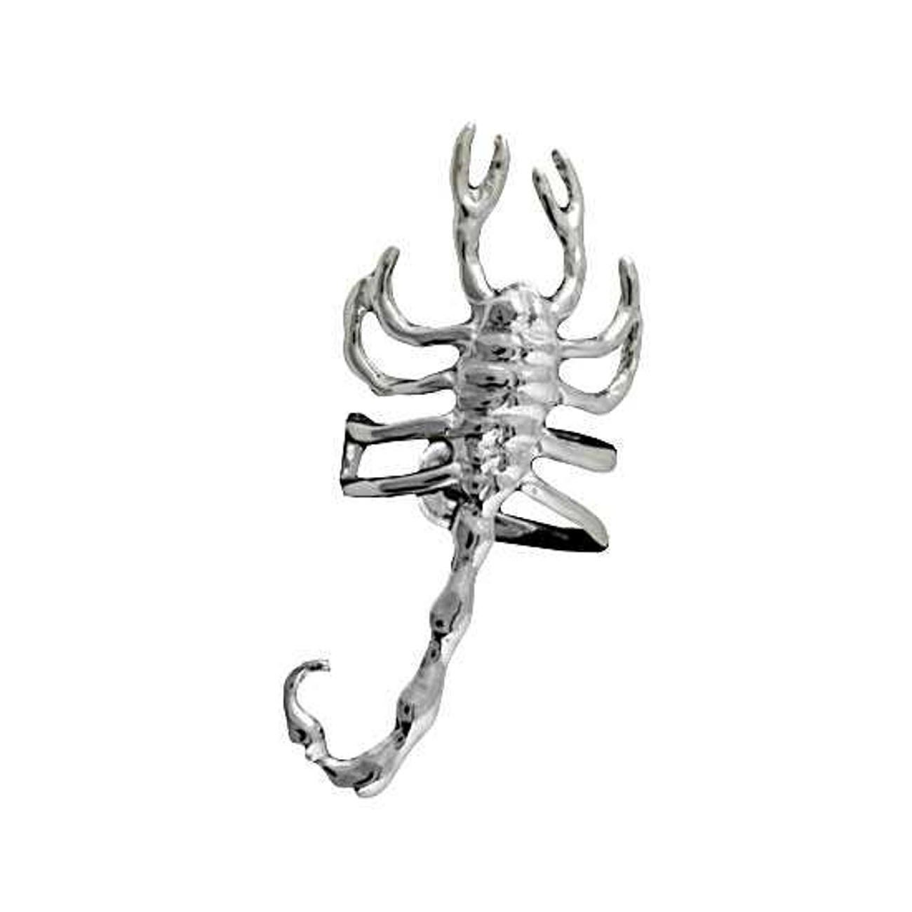 Left Only Scorpion Ear Cuff