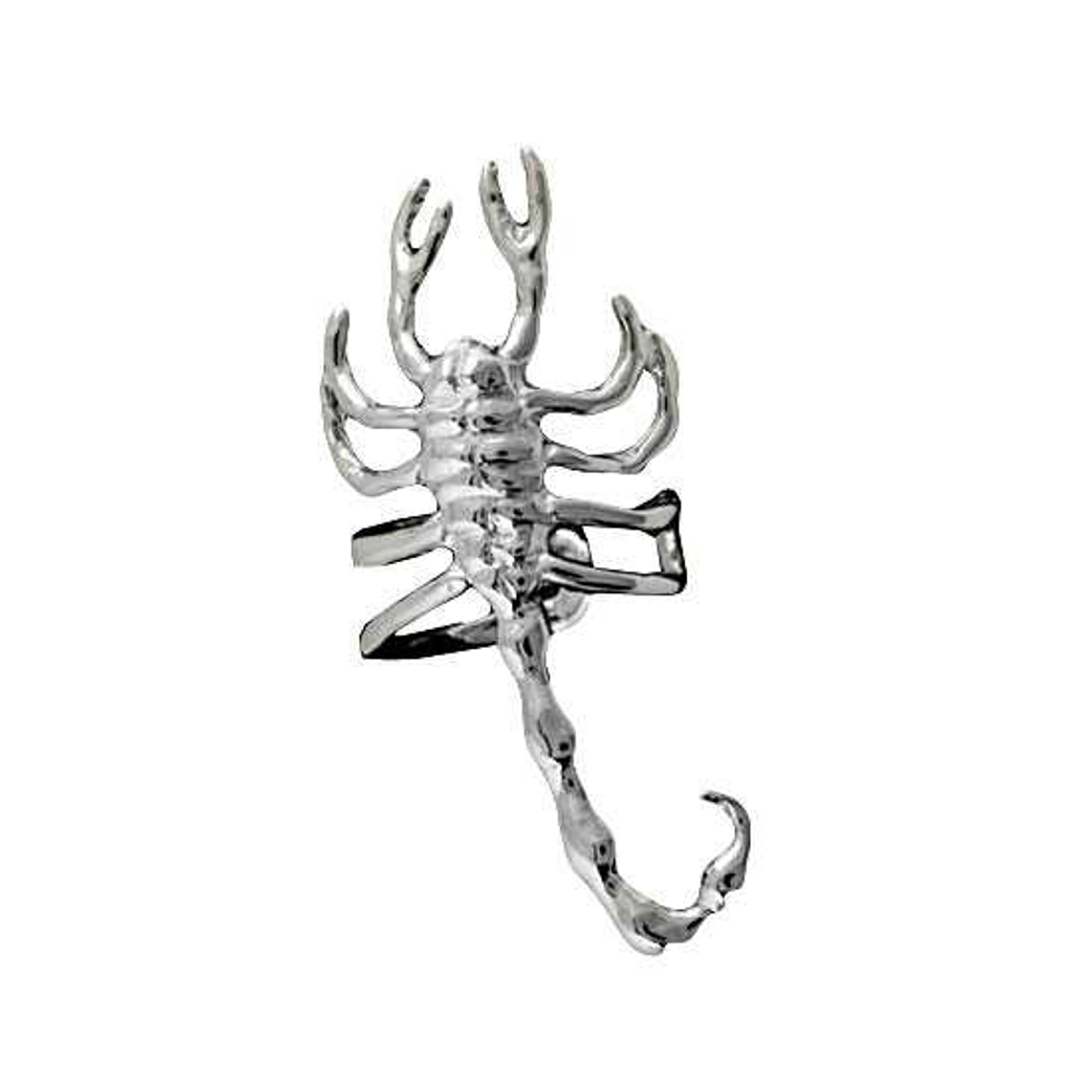 Right Only Scorpion Ear Cuff