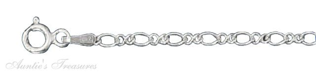 Figure 8 Figaro Chain Necklace Or Bracelet 060