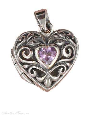 Sterling silver locket pendants if you are looking for sterling silver keepsake locket pendant jewelry you will love the large selection of lockets we have to choose from aloadofball Gallery