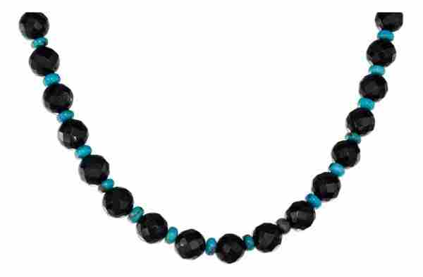 Black Onyx Necklaces