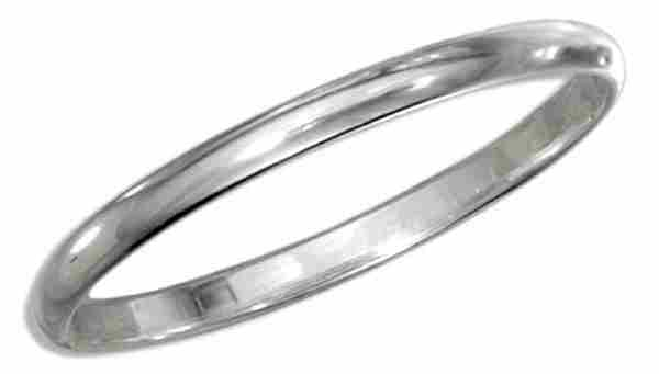 Plain Band Ring 1.5mm