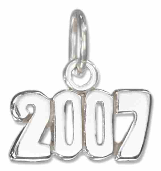 Class Of 2007 Charm