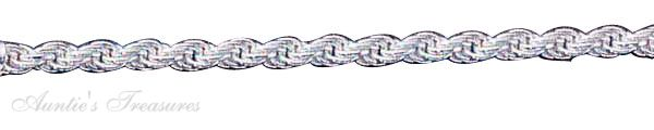 Rope Chain Necklace Or Bracelet 2.5mm