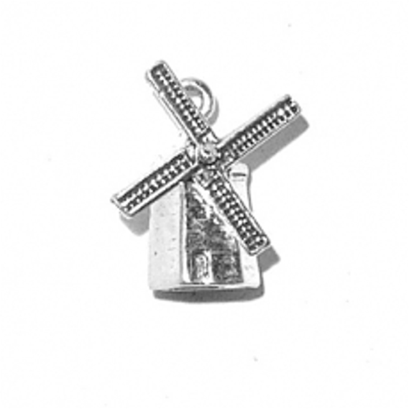3D Dutch Windmill Charm