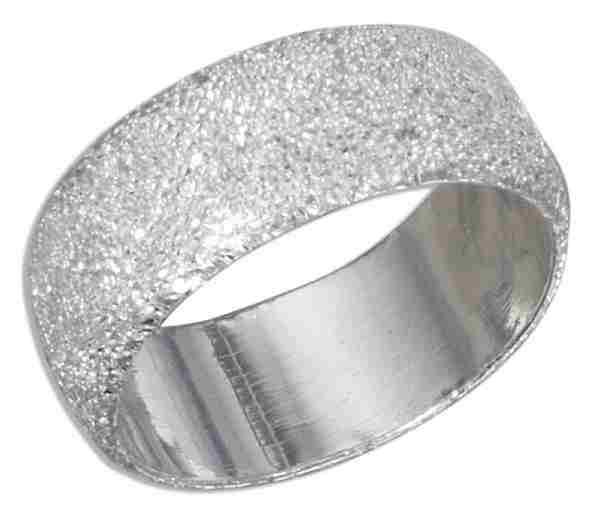 8mm Stardust Band Ring