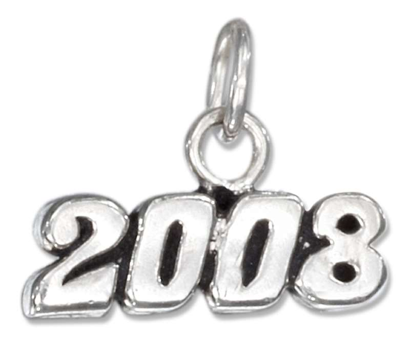 "Class Of ""2008"" Charm"
