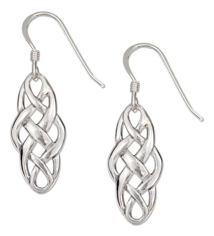 Celtic Weave Earrings