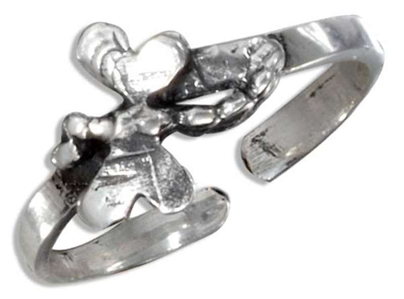 Dragonfly Toe Rings
