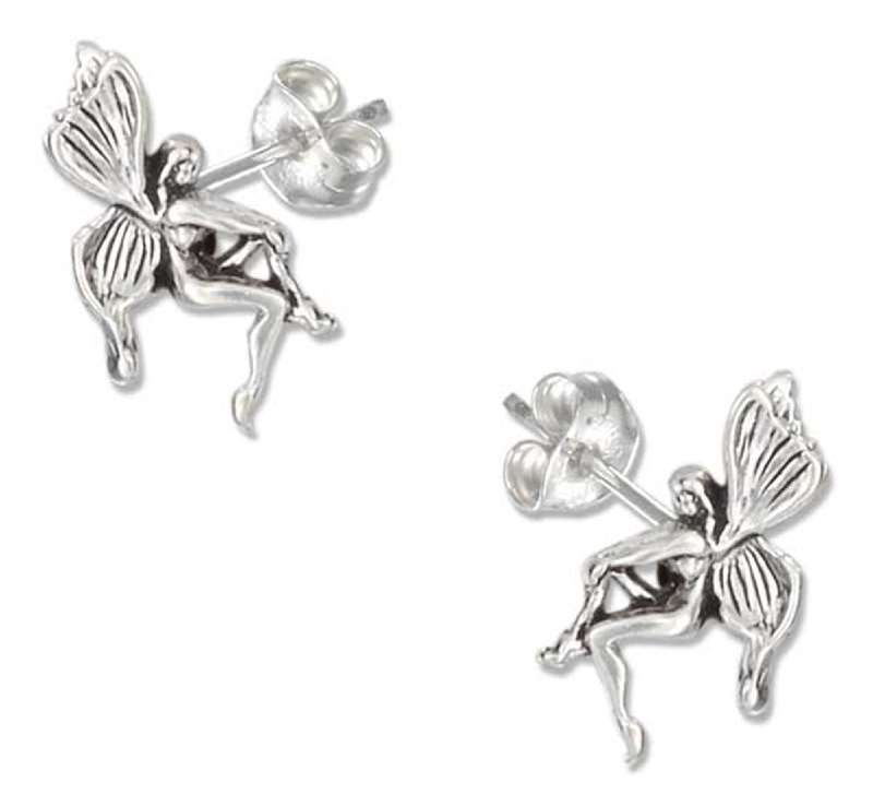 Fairy Post Earrings