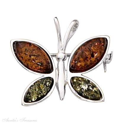 Butterfly Pins & Brooches