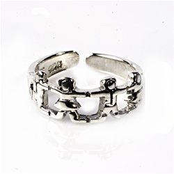 Happy Family Adjustable Toe Ring