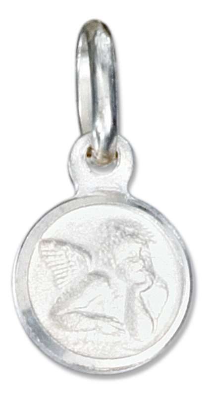 Rafael Cherub Child Angel Charm