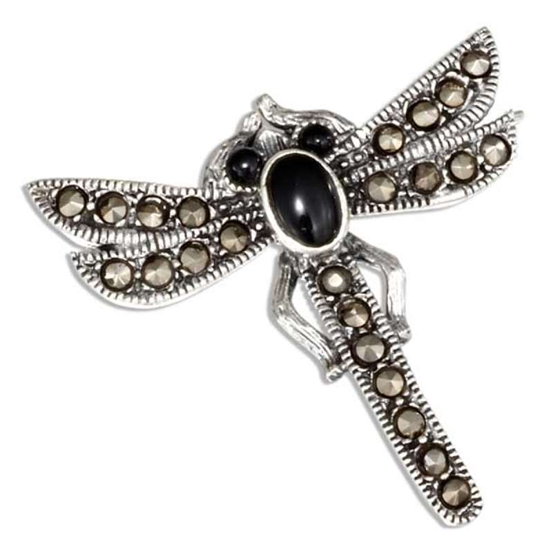 Marcasite Pins & Brooches