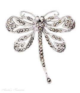 Dragonfly Pins & Brooches