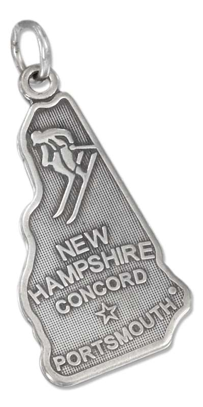 NEW HAMPSHIRE State Charm