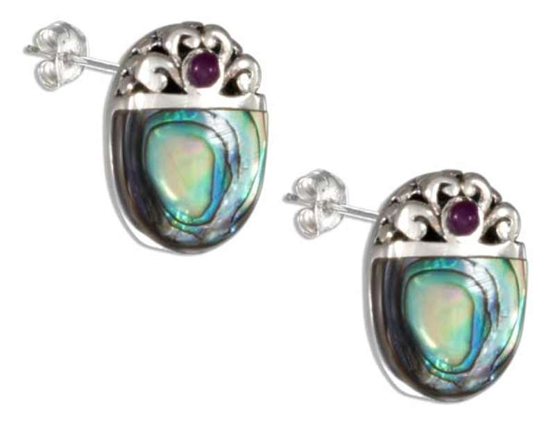 Abalone Paua Shell Jewelry