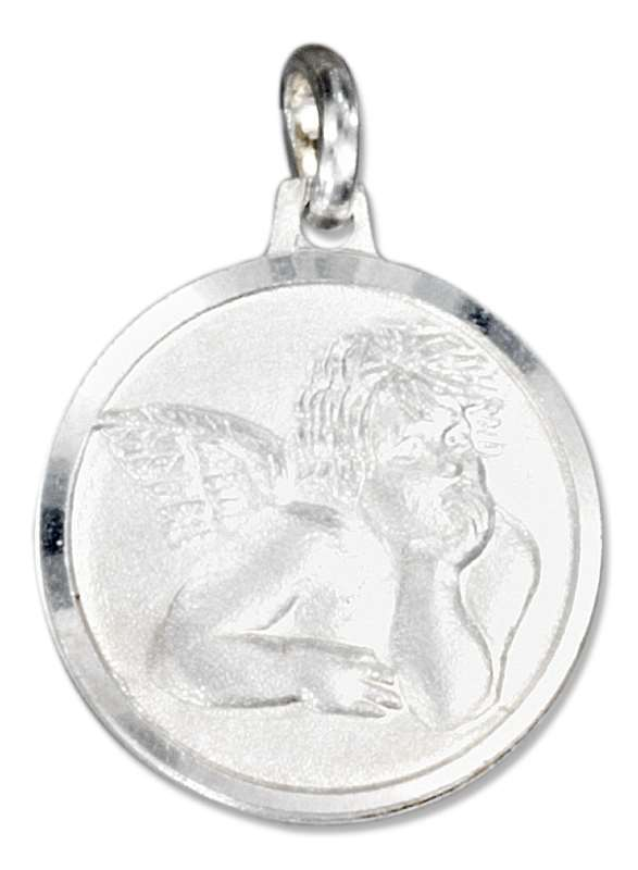 Daydreaming Angel Charm