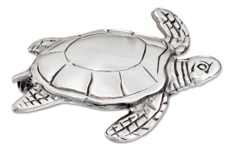 Turtle Pins & Brooches
