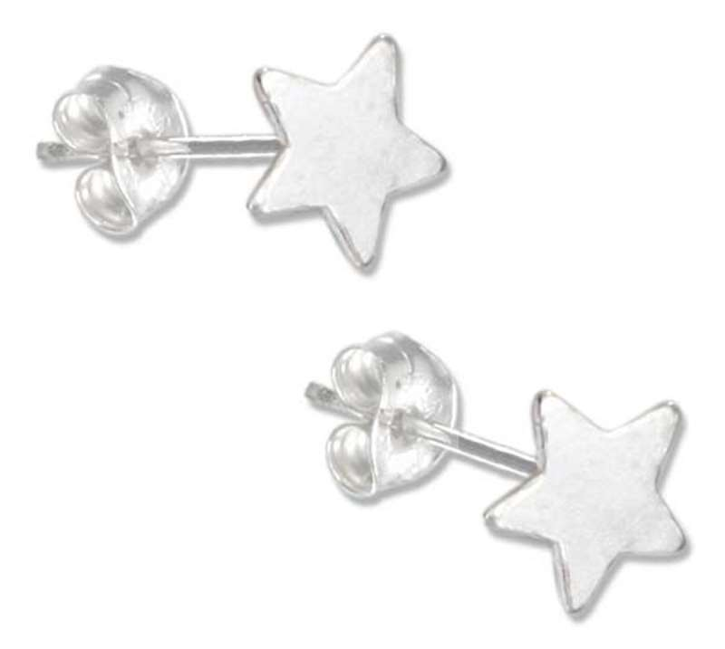 Star Post Earrings