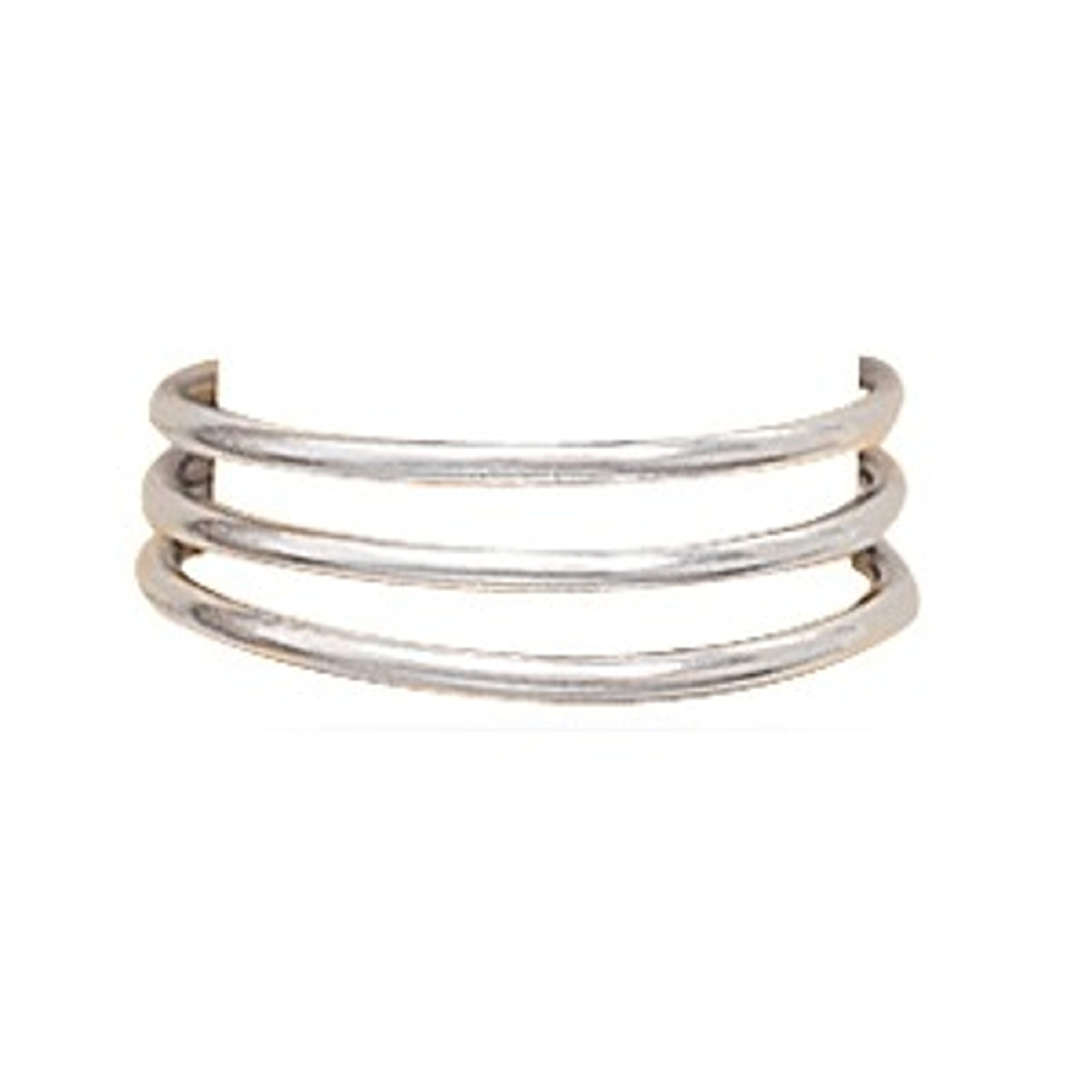 Three Row Open Shank Adjustable Toe Ring