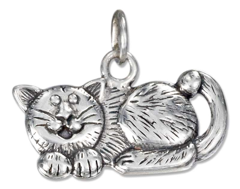 Happy Cat Charm