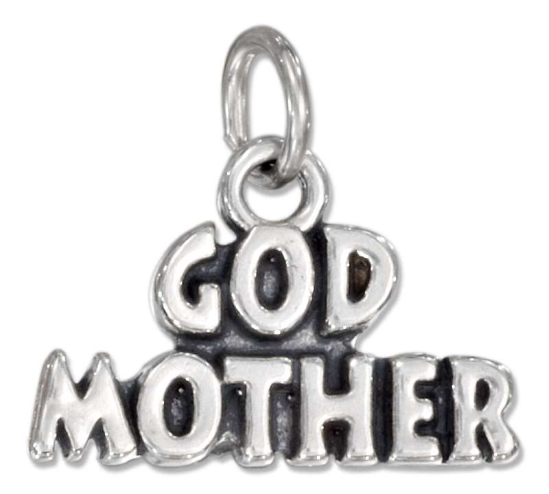 GOD MOTHER Charm