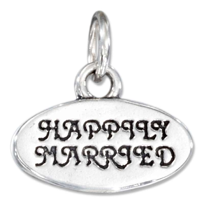 HAPPILY MARRIED Charm
