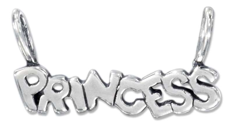 PRINCESS Message Pendant