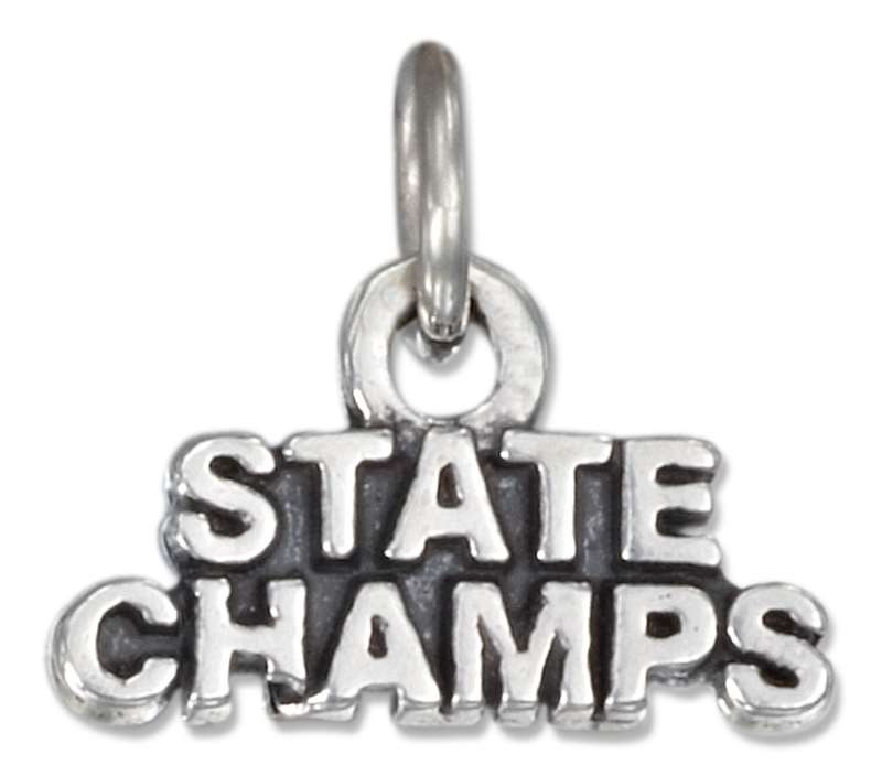 STATE CHAMPS Charm
