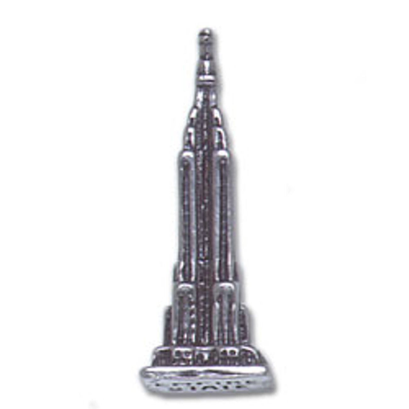 3D Empire State Building Charm