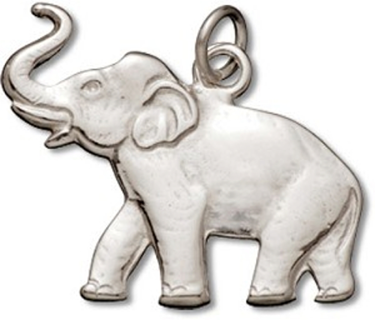Walking Elephant Charm